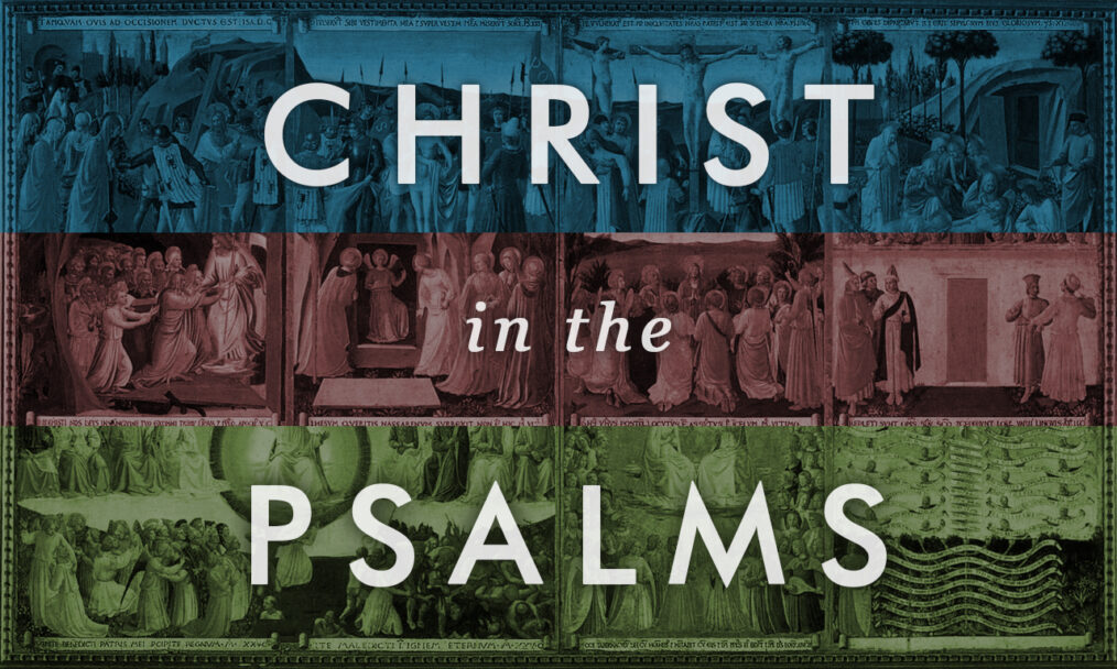 Category Christ in the Psalms | Park Church