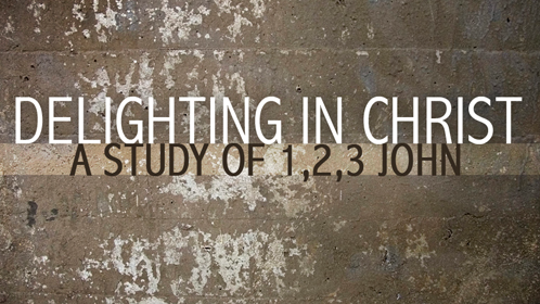 1, 2, 3 John: Delighting in Christ