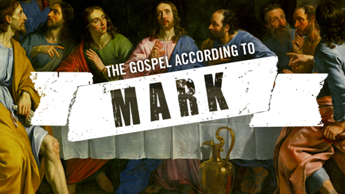 Mark: The Gospel According to Mark